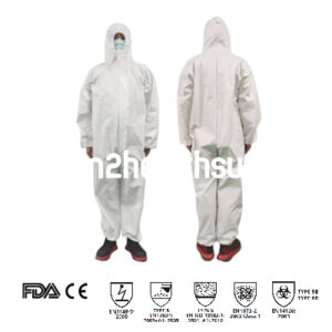 Disposable protective suits full body protection suit